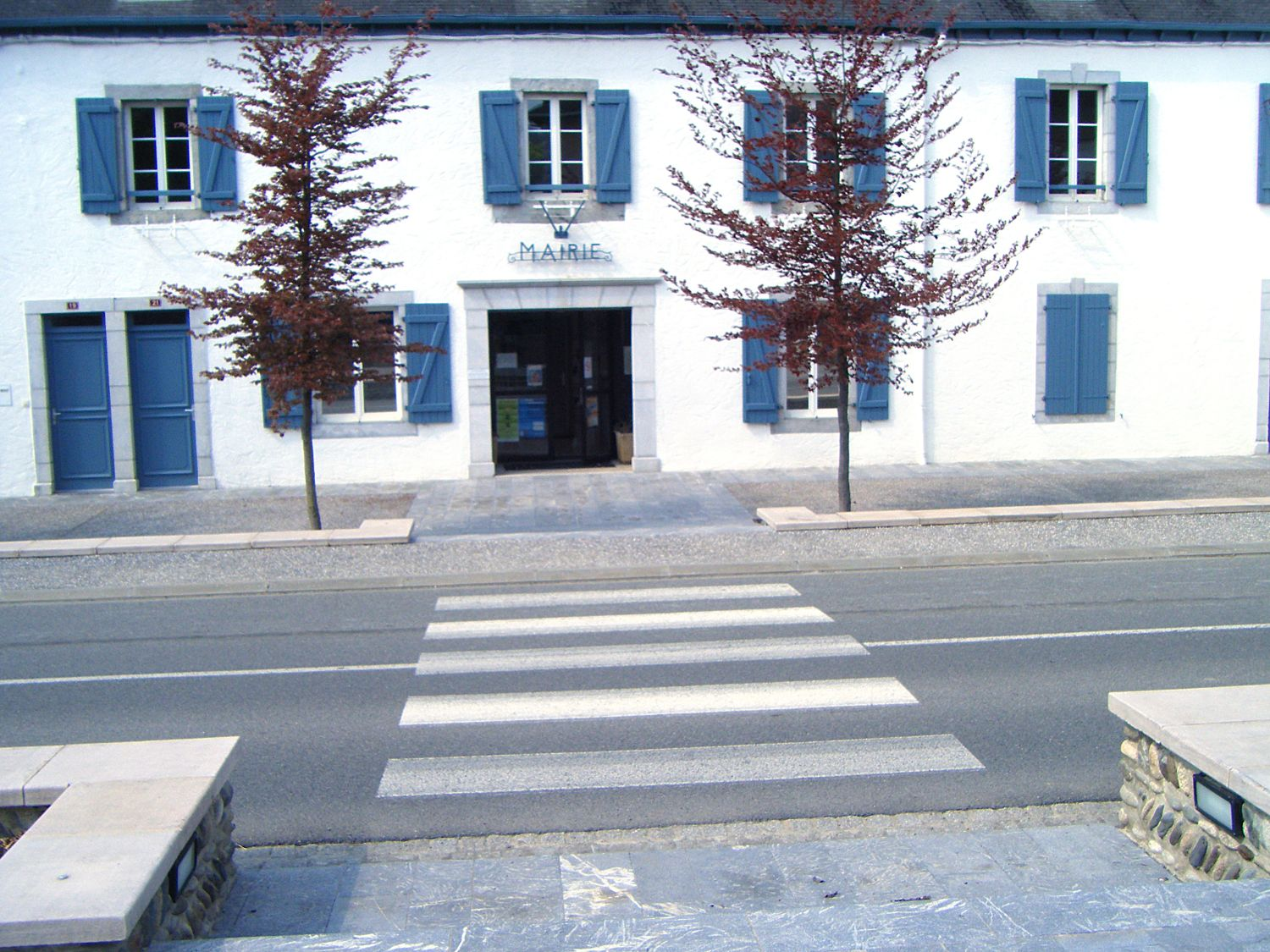 Amenagement des abords de la mairie_Cheraute_00_1