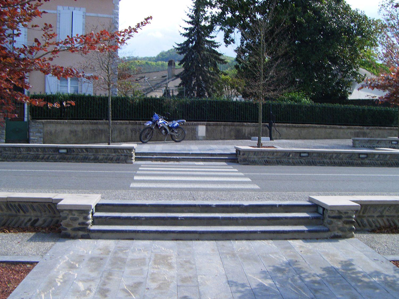 Amenagement des abords de la mairie_Cheraute_04_1